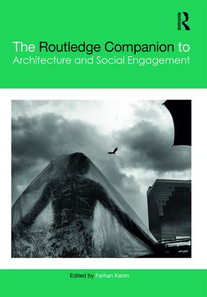 The Routledge Companion to Architecture and Social Engagement book cover