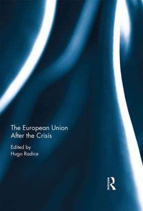 The European Union After the Crisis (Hardback) book cover