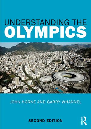 Understanding the Olympics book cover