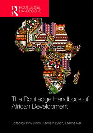 The Routledge Handbook of African Development book cover