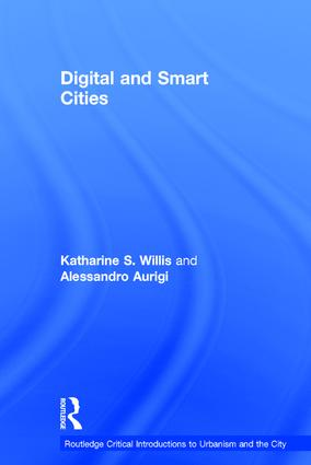 Digital and Smart Cities book cover