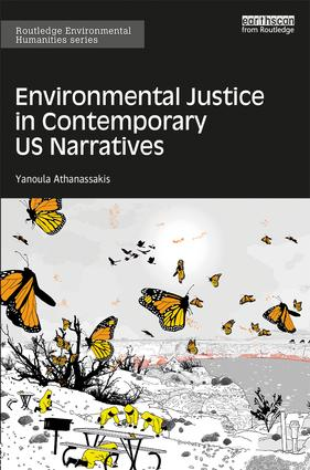 Environmental Justice in Contemporary US Narratives (Hardback) book cover