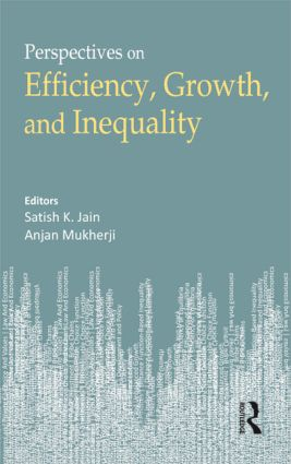 Economic Growth, Efficiency and Inequality book cover