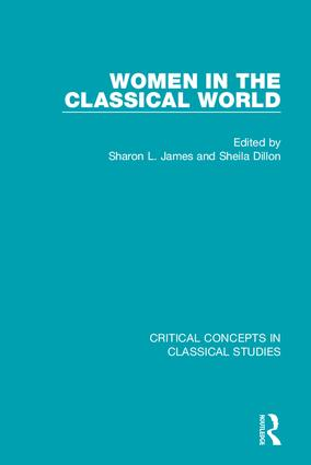 Women in the Classical World CC 4V book cover