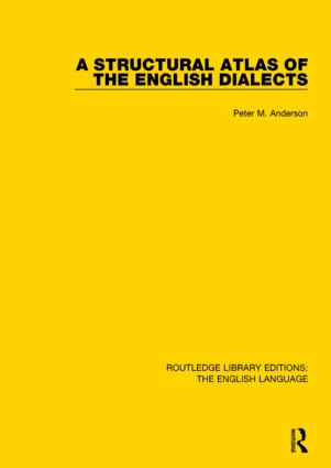 A Structural Atlas of the English Dialects