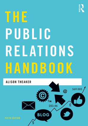 The Public Relations Handbook: 5th Edition (Paperback) book cover