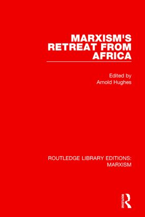 Marxism's Retreat from Africa (RLE Marxism) book cover