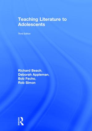 Teaching Literature to Adolescents book cover