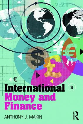 International Money and Finance: 1st Edition (Paperback) book cover