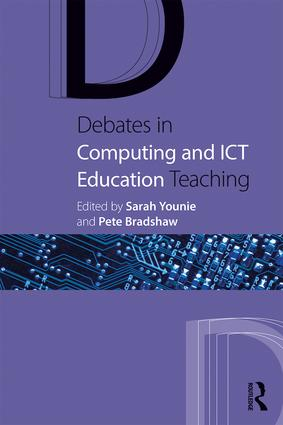 Debates in Computing and ICT Education (Paperback) book cover