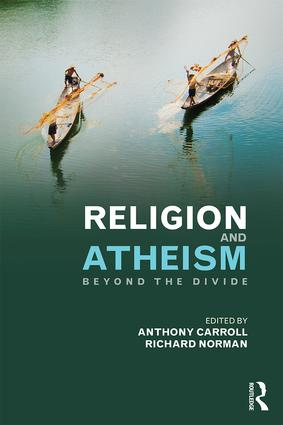 Religion and Atheism: Beyond the Divide (Paperback) book cover