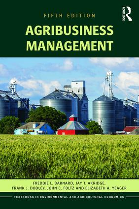 Agribusiness Management book cover