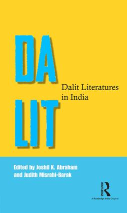 Dalit Literatures in India (Hardback) book cover