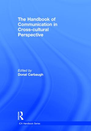 The Handbook of Communication in Cross-cultural Perspective: 1st Edition (Hardback) book cover