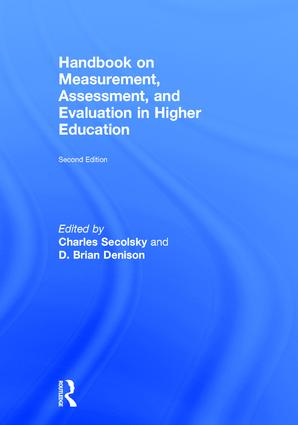 Admissions Testing in College and Graduate Education                            1