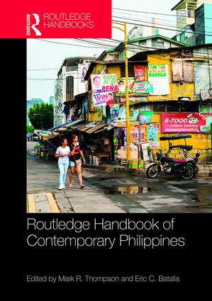 Routledge Handbook of the Contemporary Philippines: 1st Edition (Hardback) book cover
