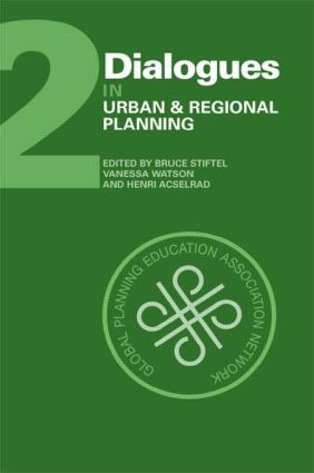 Dialogues in Urban and Regional Planning: Volume 2 book cover
