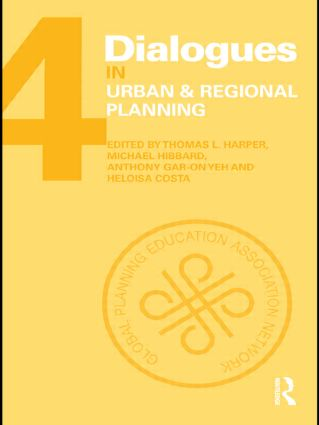 Dialogues in Urban and Regional Planning: Volume 4 book cover