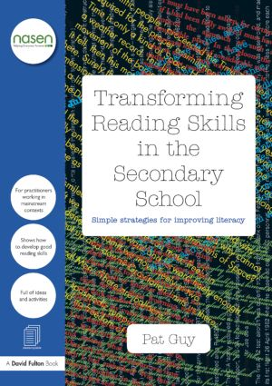 Transforming Reading Skills in the Secondary School: Simple strategies for improving literacy book cover