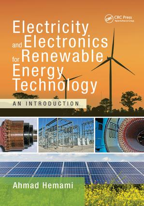 Electricity and Electronics for Renewable Energy Technology: An Introduction, 1st Edition (Paperback) book cover