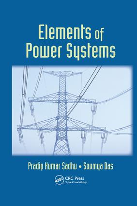 Elements of Power Systems: 1st Edition (Paperback) book cover