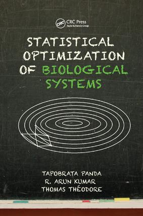 Statistical Optimization of Biological Systems: 1st Edition (Paperback) book cover