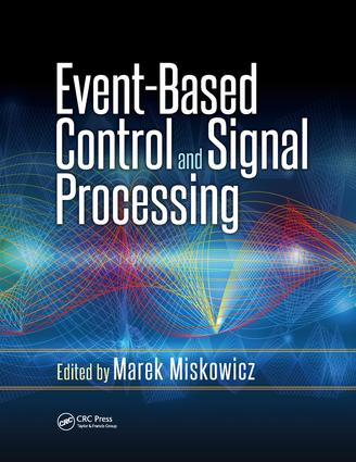 Event-Based Control and Signal Processing (Paperback) book cover