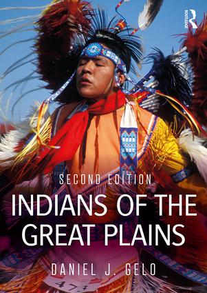 Indians of the Great Plains: 2nd Edition (Paperback) book cover