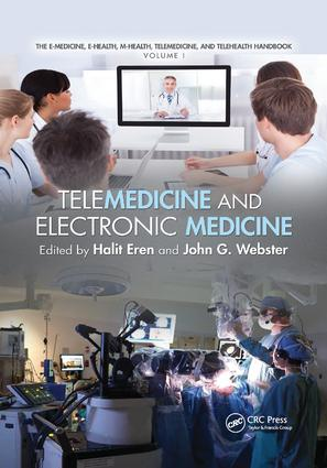 Telemedicine and Electronic Medicine book cover