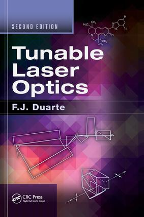 Tunable Laser Optics: 2nd Edition (Paperback) book cover