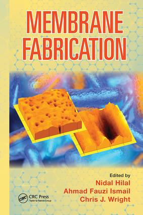 Membrane Fabrication: 1st Edition (Paperback) book cover