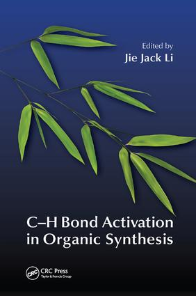 C-H Bond Activation in Organic Synthesis book cover