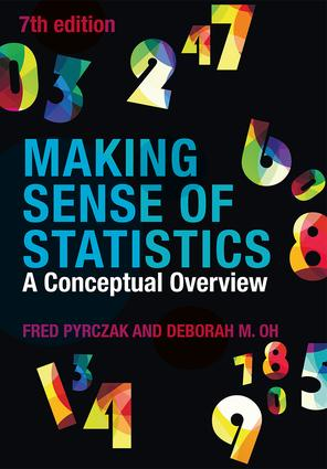 Making Sense of Statistics: A Conceptual Overview book cover