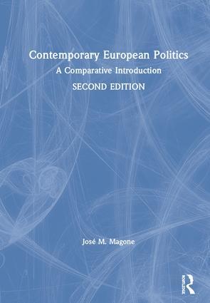 Contemporary European Politics: A Comparative Introduction book cover