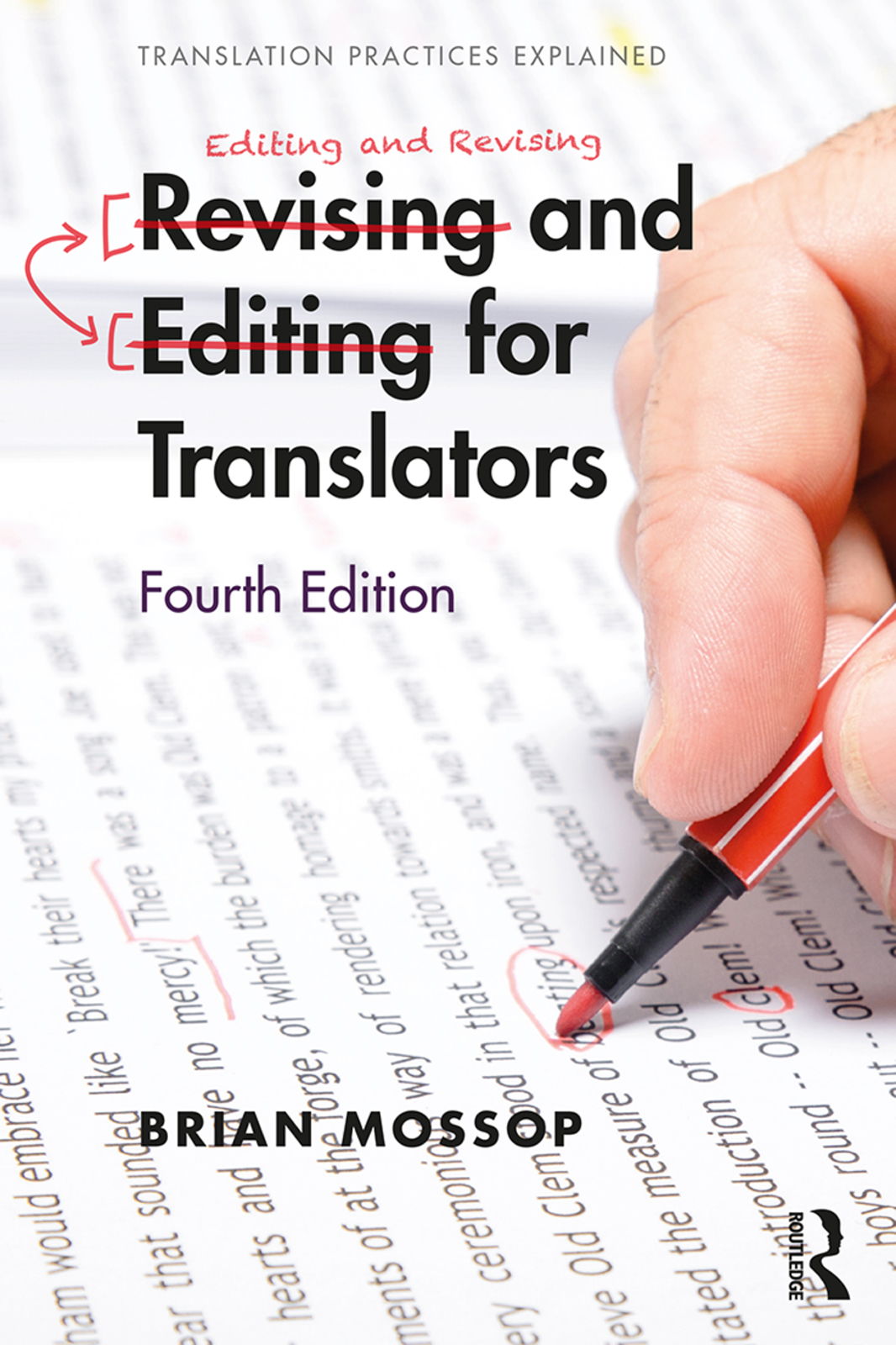Revising and Editing for Translators book cover
