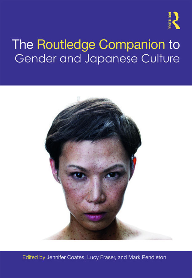 The Routledge Companion to Gender and Japanese Culture book cover
