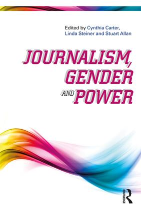 Journalism, Gender and Power: 1st Edition (Paperback) book cover