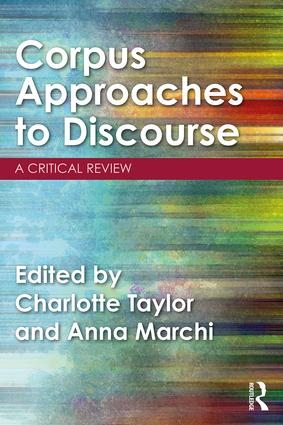 Corpus Approaches to Discourse: A Critical Review (Paperback) book cover