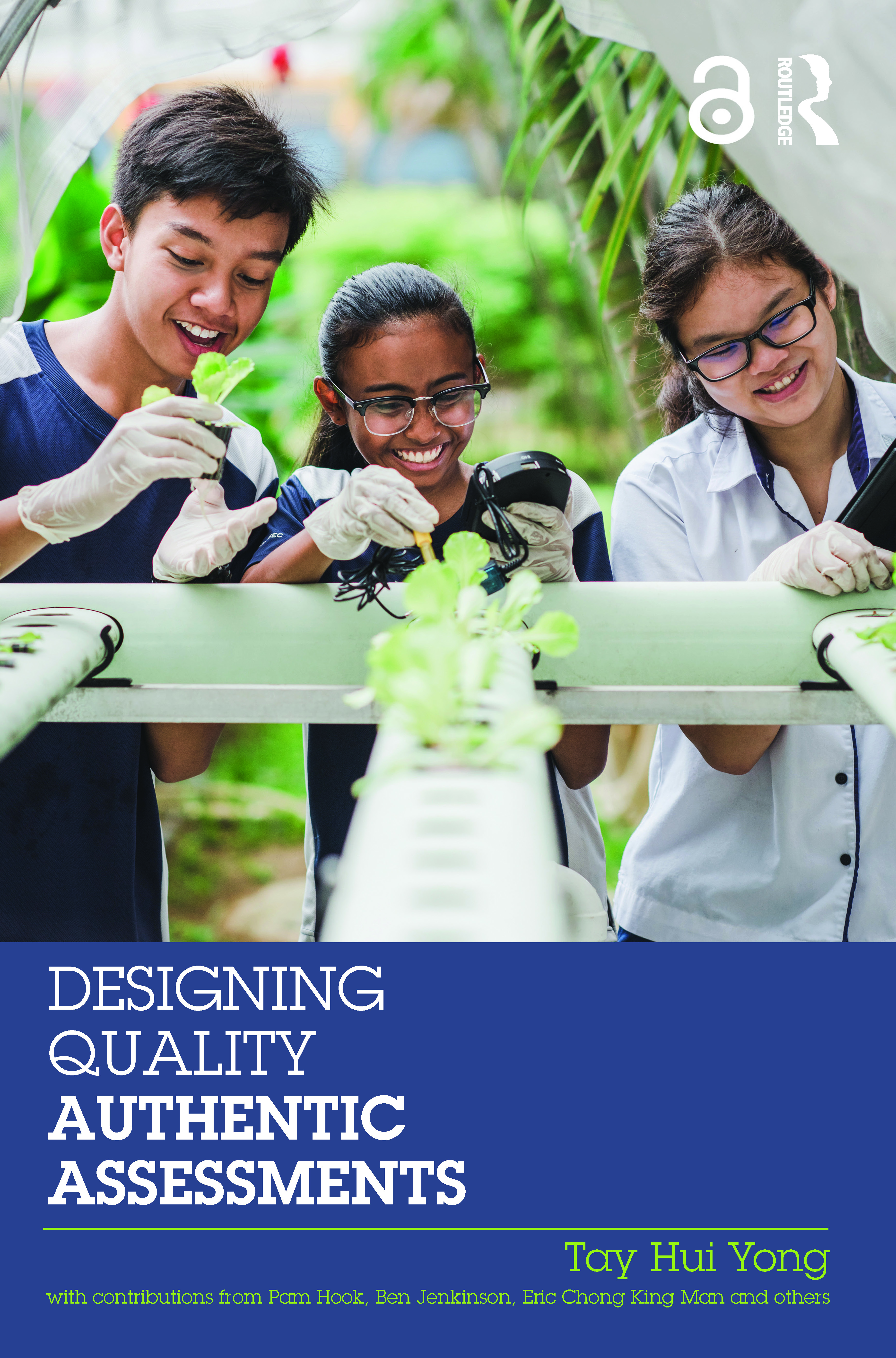 Designing Quality Authentic Assessments: 1st Edition (Paperback) book cover