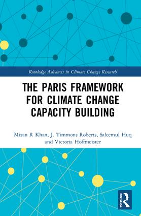 The Paris Framework for Climate Change Capacity Building: 1st Edition (e-Book) book cover