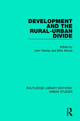 Development and the Rural-Urban Divide book cover