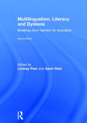 Two Bilingual Case Studies from A Specialist Dyslexia Practitioner's Perspective