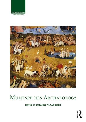 Multispecies Archaeology book cover
