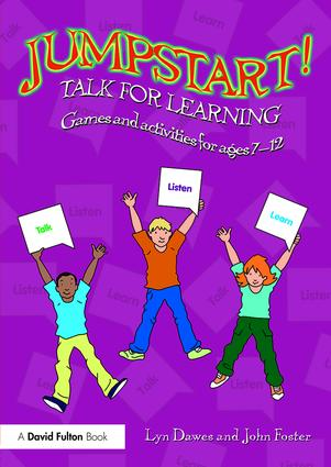 Jumpstart! Talk for Learning: Games and activities for ages 7-12 book cover