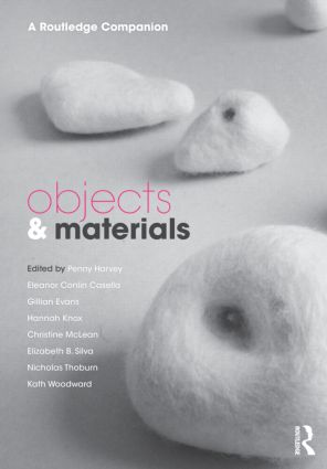 Objects and Materials: A Routledge Companion book cover