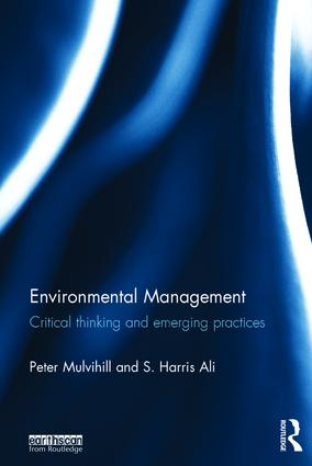 Environmental Management: Critical thinking and emerging practices book cover