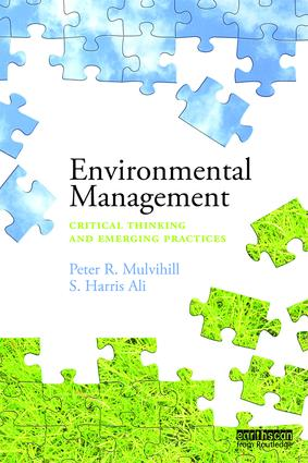 Environmental Management: Critical thinking and emerging practices, 1st Edition (Paperback) book cover