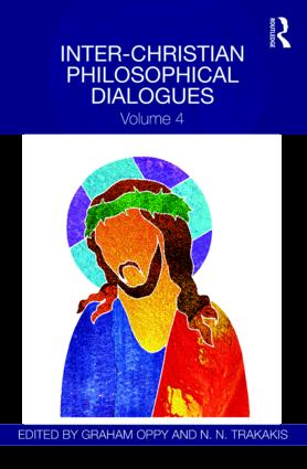 Inter-Christian Philosophical Dialogues: Volume 4, 1st Edition (Hardback) book cover