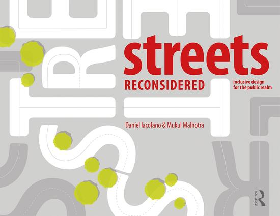 Streets Reconsidered: Inclusive Design for the Public Realm book cover