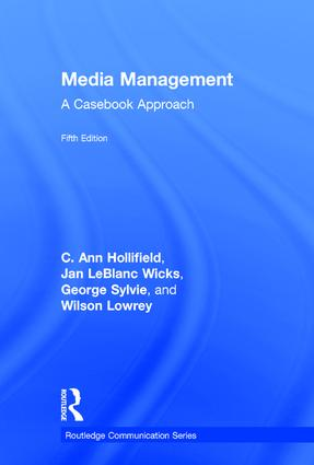 Media Management: A Casebook Approach book cover